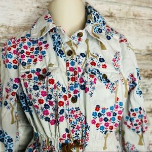 Floral Cowgirl Dress